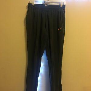 Nike soccer sweat pants